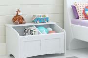 Фото 22 Стеллажи и ящики для хранения игрушек: 60 вместительных и удобных вариантов для вещей малыша