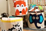 Фото 27 Стеллажи и ящики для хранения игрушек: 60 вместительных и удобных вариантов для вещей малыша