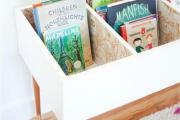 Фото 29 Стеллажи и ящики для хранения игрушек: 60 вместительных и удобных вариантов для вещей малыша