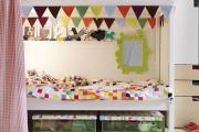 Фото 30 Стеллажи и ящики для хранения игрушек: 60 вместительных и удобных вариантов для вещей малыша