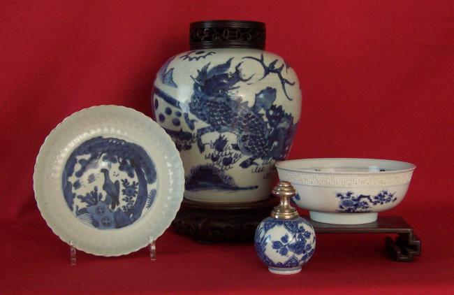 Тончайшая работа китайских мастеров 17 века