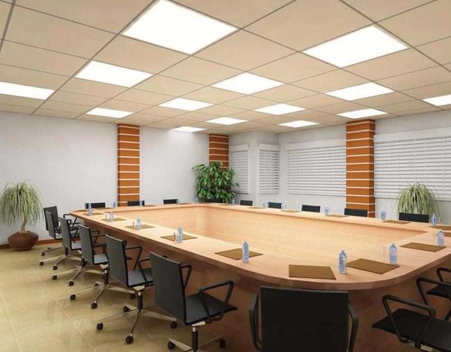 Проект освещения конференц зала