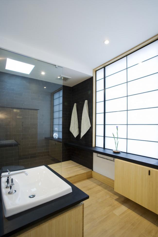LED освещение прекрасно подойдет для ванной комнаты