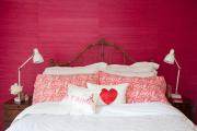 Фото 10 Тканевые обои для стен: все, что нужно для теплого и немного винтажного интерьера