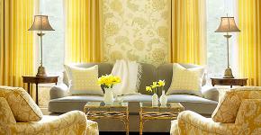 Тканевые обои для стен: все, что нужно для теплого и немного винтажного интерьера фото