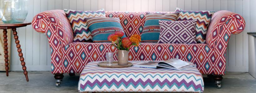 Ткань для обивки мебели (70+ вариантов): виды и особенности выбора