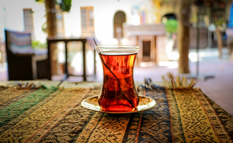 как называются турецкие чашки для чая