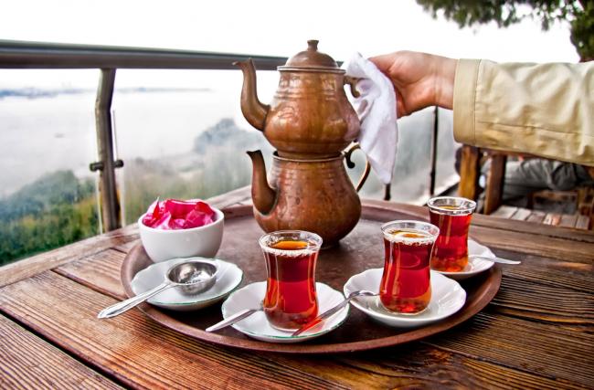Набор для повседневного чаепития