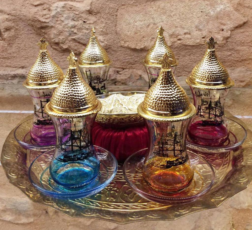 Турецкие чашки для чая: секреты и особенности восточного чаепития