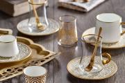 Фото 14 Турецкие чашки для чая: как правильно использовать и особенности чаепития по-восточному