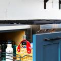 Выдвижные корзины и карго для кухни (80+ фото): механизмы, лучшие недорогие модели и цены фото