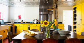 Теплая охра и сочный лимон: 60+ восхитительных идей для дизайна кухни желтого цвета фото