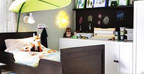 Детские кровати ИКЕА (70+ фото): обзор моделей, цены и советы по выбору от экспертов фото