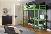 Фото 31 Детские кровати ИКЕА (70+ фото): обзор моделей, цены и советы по выбору от экспертов
