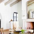 Под солнцем Тосканы: 60+ идей для роскошного интерьера гостиной в итальянском стиле фото