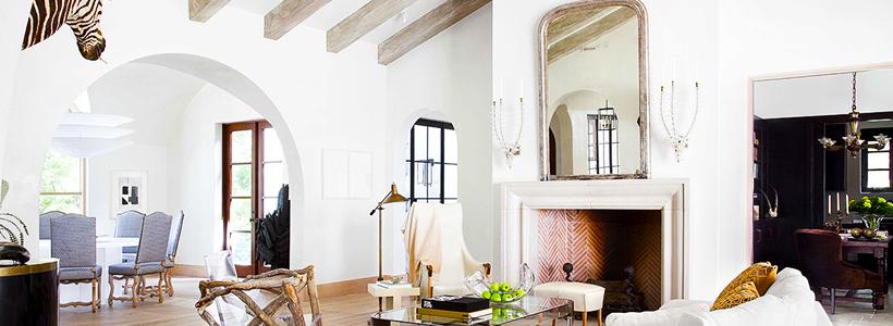 Под солнцем Тосканы: 60+ идей для роскошного интерьера гостиной в итальянском стиле