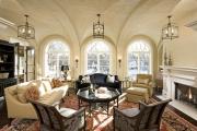 Фото 9 Под солнцем Тосканы: 60+ идей для роскошного интерьера гостиной в итальянском стиле