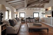 Фото 11 Под солнцем Тосканы: 60+ идей для роскошного интерьера гостиной в итальянском стиле