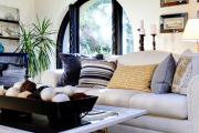 Фото 26 Под солнцем Тосканы: 60+ идей для роскошного интерьера гостиной в итальянском стиле