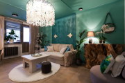 Фото 29 Под солнцем Тосканы: 60+ идей для роскошного интерьера гостиной в итальянском стиле