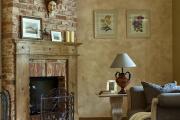 Фото 30 Под солнцем Тосканы: 60+ идей для роскошного интерьера гостиной в итальянском стиле