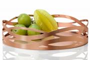 Фото 11 Выбираем вазу под фрукты: обзор ярких и оригинальных вариантов на любой вкус