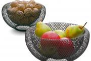 Фото 12 Выбираем вазу под фрукты: обзор ярких и оригинальных вариантов на любой вкус