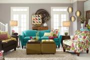Фото 25 Бирюзовый диван в интерьере: 60+ фотоидей потрясающих вариантов мебели в цвете Тиффани