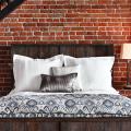 Шоколадное настроение: как стильно оформить спальню в коричневых тонах ? фото