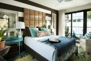Фото 9 Шоколадное настроение: как стильно оформить спальню в коричневых тонах ?