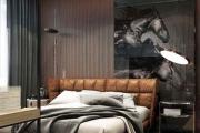 Фото 8 Шоколадное настроение: как стильно оформить спальню в коричневых тонах ?