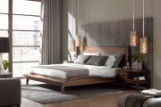 Фото 12 Шоколадное настроение: как стильно оформить спальню в коричневых тонах ?