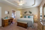 Фото 5 Шоколадное настроение: как стильно оформить спальню в коричневых тонах ?