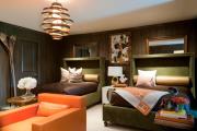 Фото 19 Шоколадное настроение: как стильно оформить спальню в коричневых тонах ?