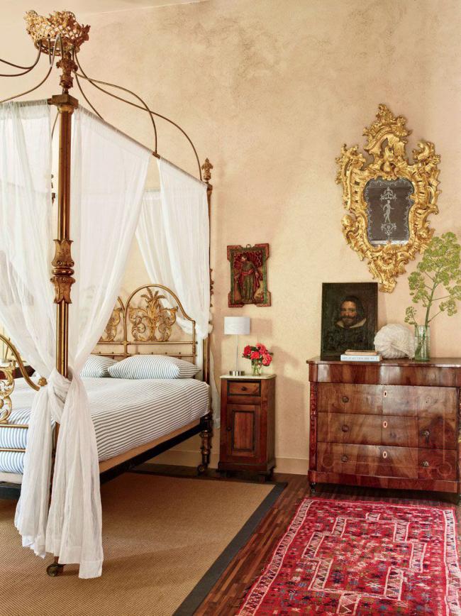 Красивый романтический образ комнаты, который подойдет для молодой леди