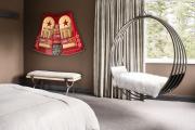 Фото 4 Шоколадное настроение: как стильно оформить спальню в коричневых тонах ?