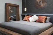 Фото 22 Шоколадное настроение: как стильно оформить спальню в коричневых тонах ?