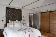 Фото 28 Шоколадное настроение: как стильно оформить спальню в коричневых тонах ?