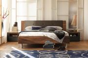 Фото 35 Шоколадное настроение: как стильно оформить спальню в коричневых тонах ?