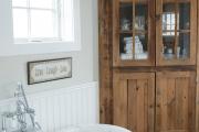 Фото 39 Буфеты для кухни: 100 уютных идей в стиле кантри, прованс и шебби-шик