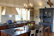 Фото 40 Буфеты для кухни: 100 уютных идей в стиле кантри, прованс и шебби-шик