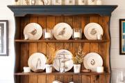 Фото 36 Буфеты для кухни: 100 уютных идей в стиле кантри, прованс и шебби-шик