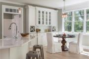 Фото 37 Буфеты для кухни: 100 уютных идей в стиле кантри, прованс и шебби-шик