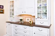 Фото 3 Буфеты для кухни: 100 уютных идей в стиле кантри, прованс и шебби-шик