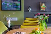 Фото 5 Мебель в цвете бук: правила гармоничного сочетания оттенков и идеи для интерьера