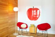 Фото 18 Мебель в цвете бук: правила гармоничного сочетания оттенков и идеи для интерьера