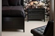 Фото 20 Тренд сезона — элегантный монохром (65 фото): подборка роскошных вариантов черных и темных обоев для интерьера
