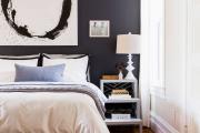 Фото 23 Тренд сезона — элегантный монохром (65 фото): подборка роскошных вариантов черных и темных обоев для интерьера