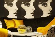 Фото 29 Тренд сезона — элегантный монохром (65 фото): подборка роскошных вариантов черных и темных обоев для интерьера