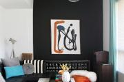 Фото 32 Тренд сезона: элегантность монохрома и черные обои в интерьере